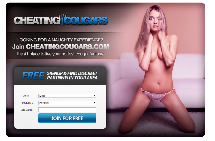 cheatingcougars com