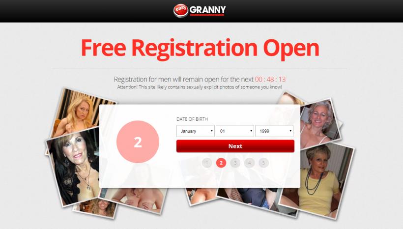 Easygranny com