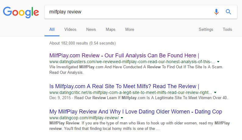 Milfplay.com excellent reviews