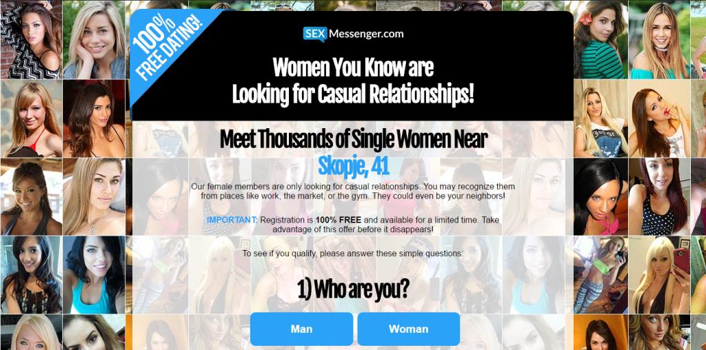 SexMessengerMac Screencap