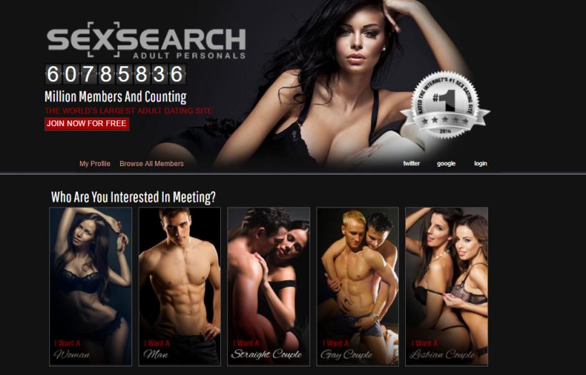 Most legitimate adult dating site