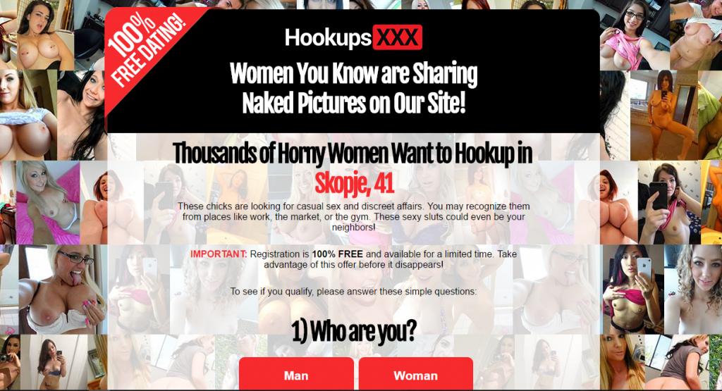HookupsXXX