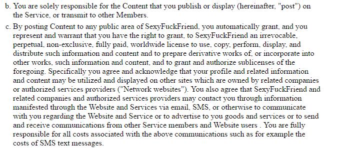sexyfuckfriend unrestricted privacy sharing