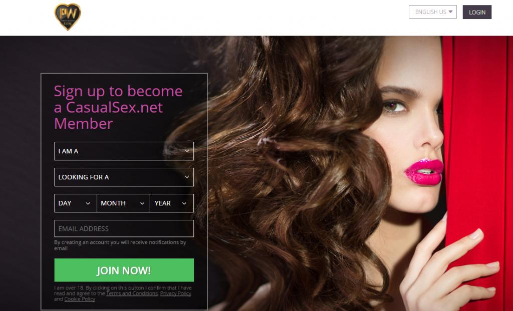 Casual sex screencap