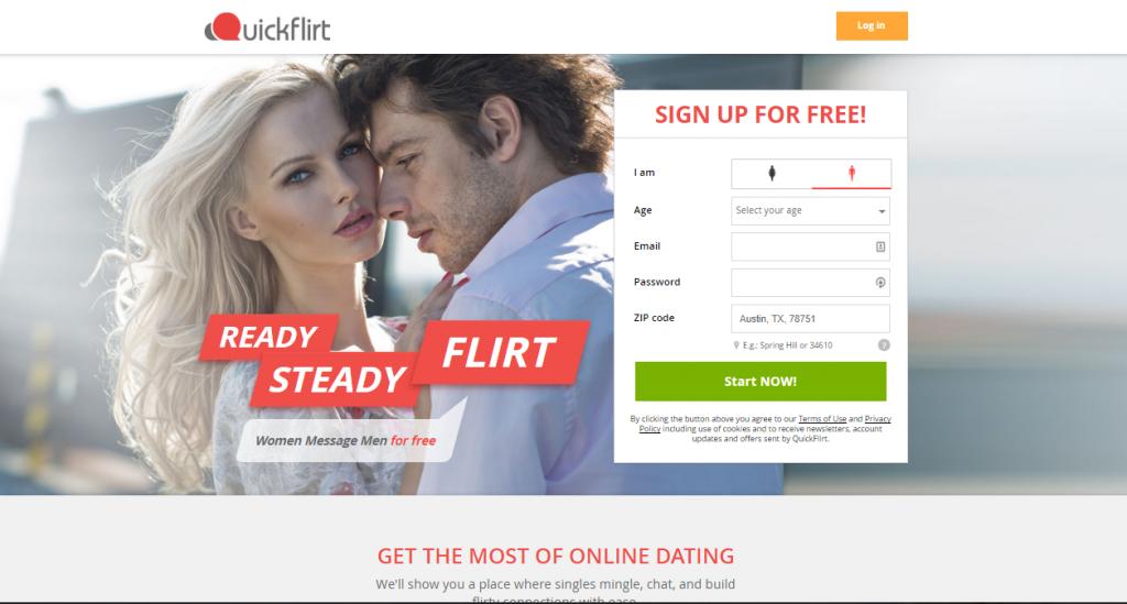 QuickFlirt.com screencap