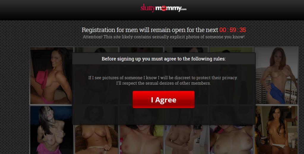 SluttyMommy.com screencap