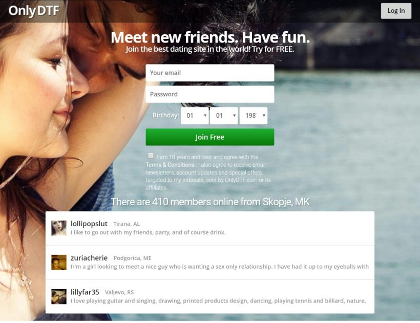 Best black adult dating site