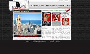 HotLocalClassifieds.com screencap