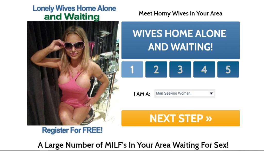 WifePersonalAffair.com screencap