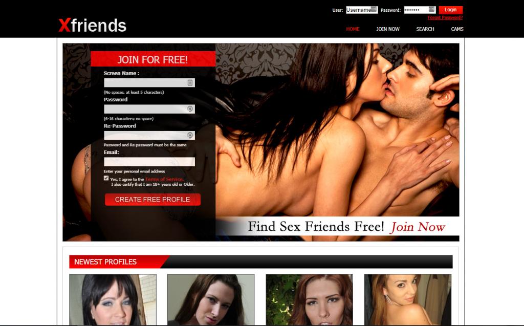 XFriends.com screencap