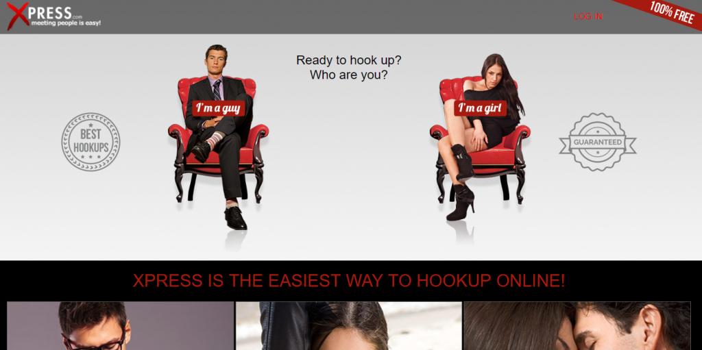 XPress.com screencap