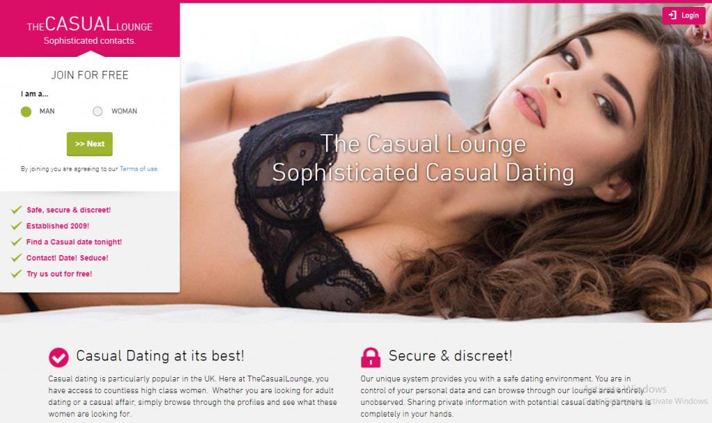 Casuallounge.com screencap