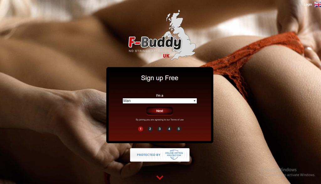 F-Buddy.com screencap