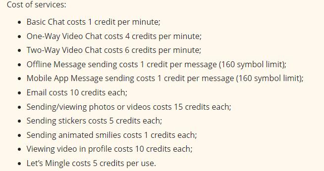 lollyburst.net costs