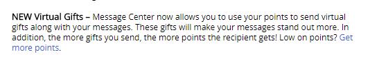 heated affairs virtual gifts