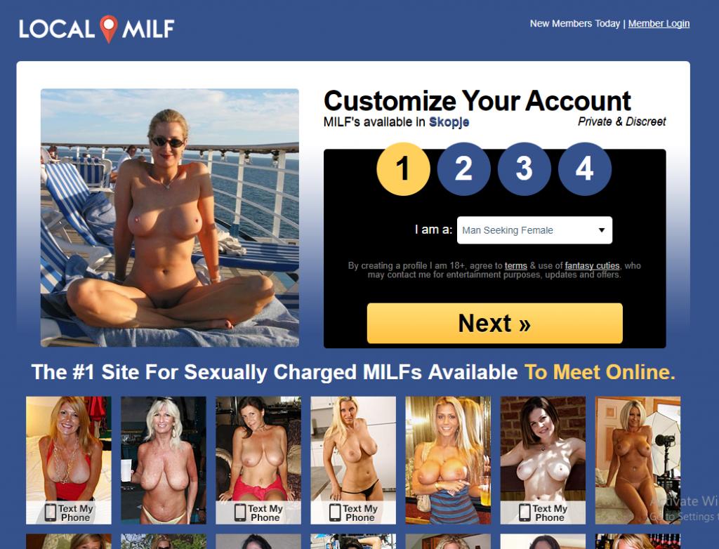 LocalMilf.com screencap