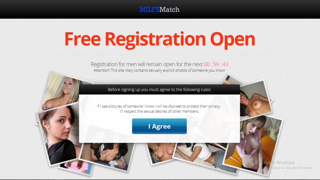 MilfsMatch.com screencap
