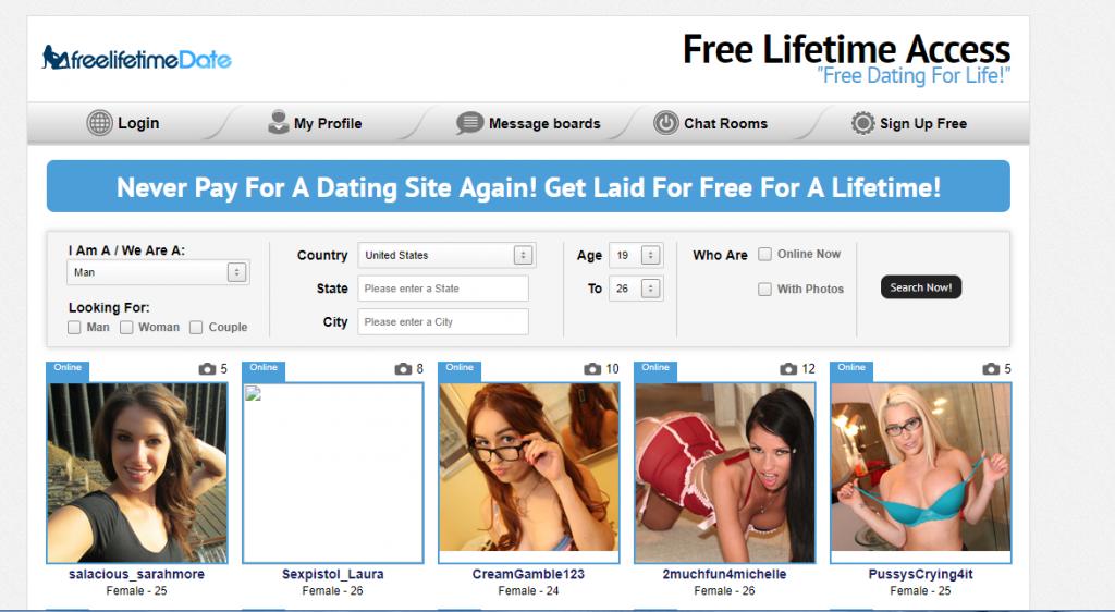 freelifetimedate.com screencap
