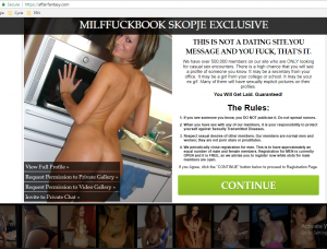 AffairFantasy.com screencap