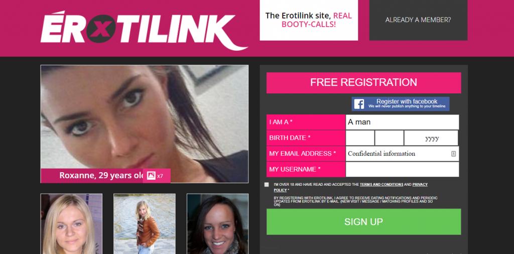 Erotilink.com screencap
