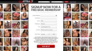 SexAttract.com screencap