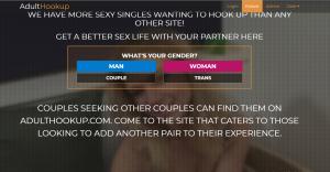 AdultHookup.com screencap