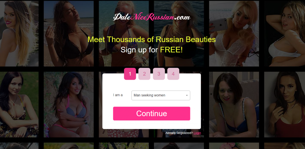 DateNiceRussian.com screencap 1