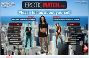EroticMatch.com screencap