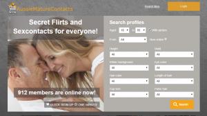 AussieMatureContacts.com screencap