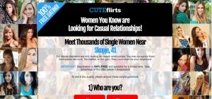 CuteFlirts.com screencap