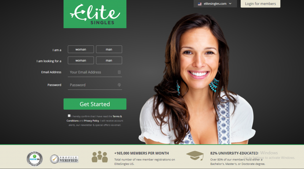 elitesingles.com screencap