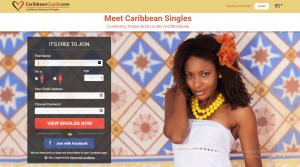 CaribbeanCupid.com screencap