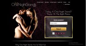 JustOneNightStands.com screencap