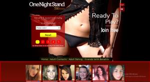 OneNightStandSite.com screencap