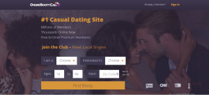 OnlineBootyCall.com screencap