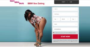 SexyBBWDate.com screencap