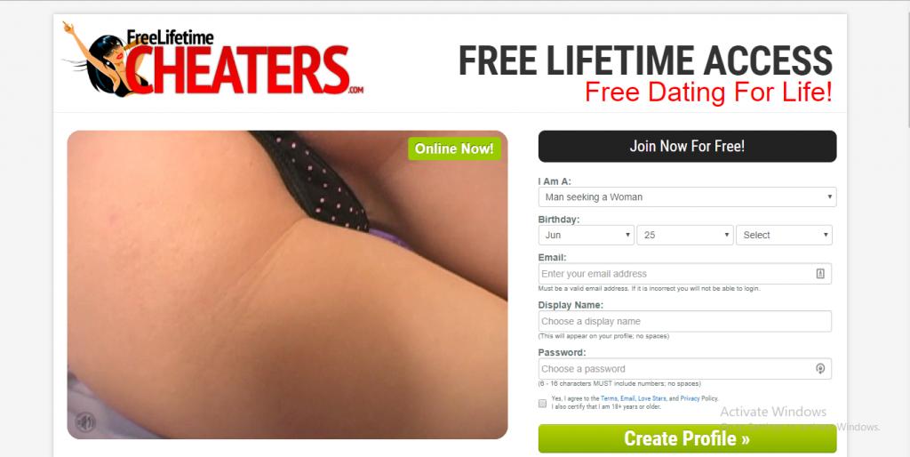 FreeLifeTimeCheaters.com screencap