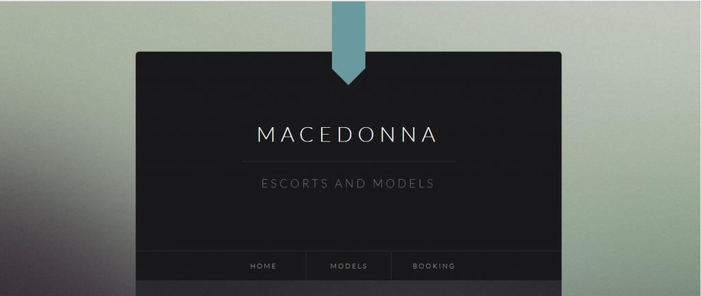 Macedonna screenshot