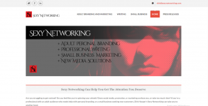 Sexy Networking Review screenshot