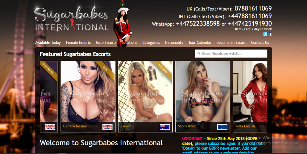 Sugar Babes International Review