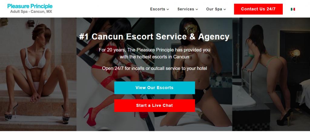 Cancun Escort review The Pleasure Principle