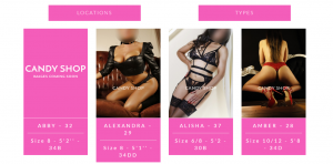 Candy Shop Escorts review gallery