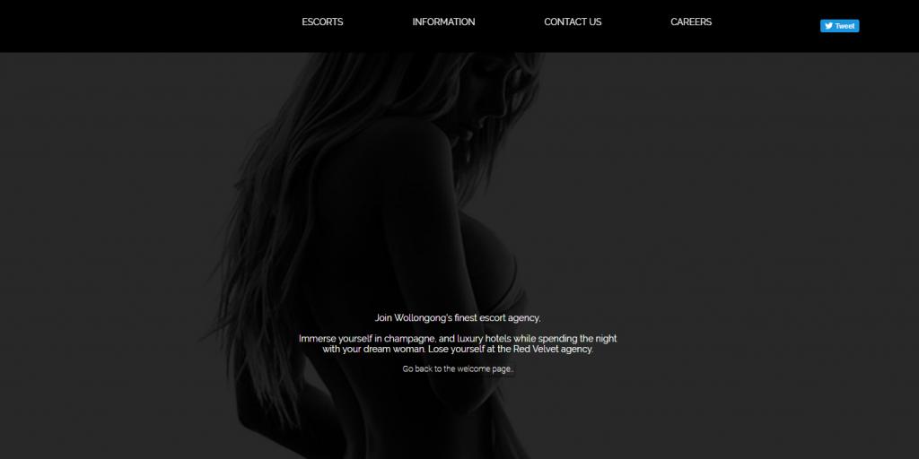 Escort Agency Red Velvet screenshot