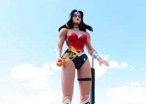 Krypton Escorts review wonder woman
