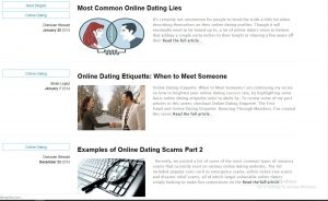 Certified Dating Sites review reports blog