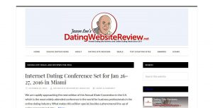 DatingWebsiteReview.net home page